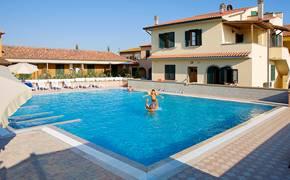 Chambre de vacances borgo guglielmo Cecina
