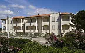 Appartamenti villetta tina Vada