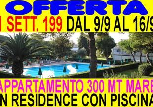 offerta settembre mare toscana 1 settimana euro 199 con piscina
