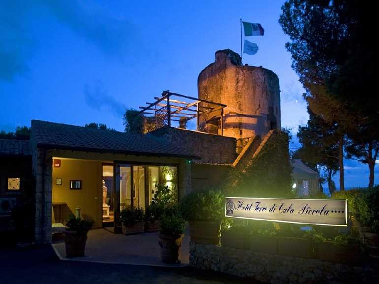hotel Torre di Cala Piccola Porto Santo Stefano