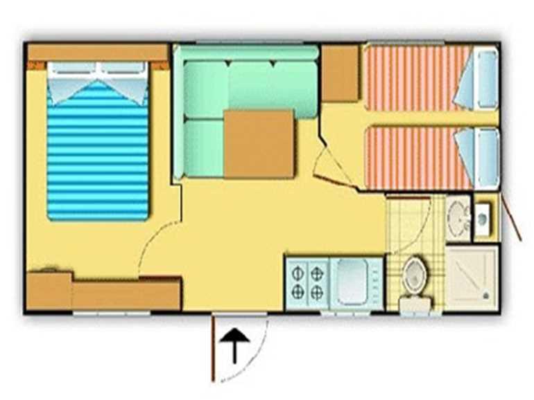 Apartment del Forte Marina di Bibbona