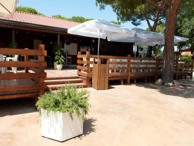 campeggio Orbetello Camping Village Albinia