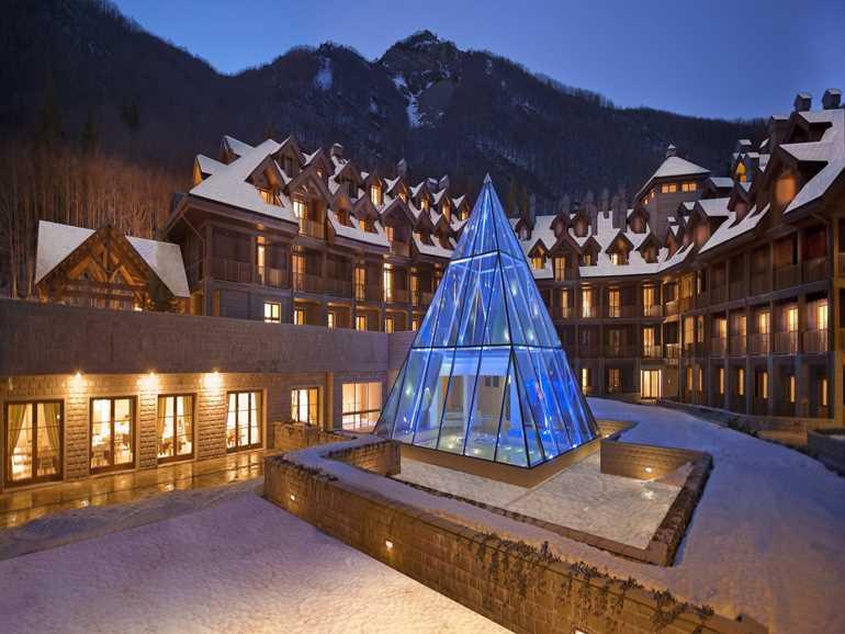 Hotel Val di Luce SPA Resort Abetone