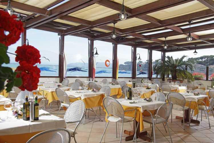 hotel Baia d'Argento Porto Santo Stefano