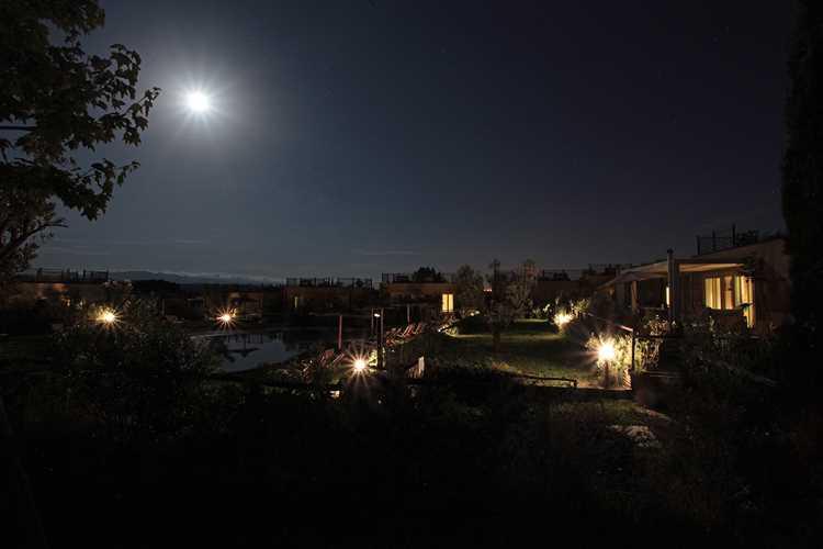 case vacanza Toscana Biovillage Cecina