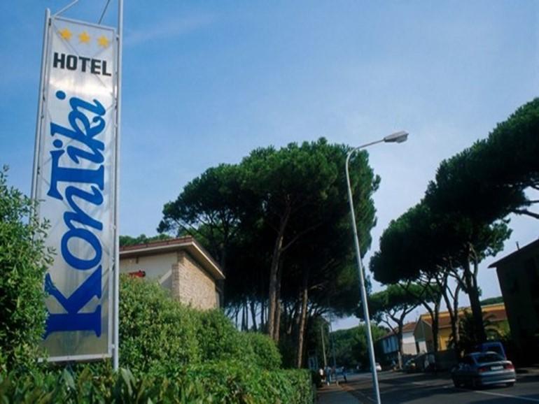 hotel Kontiki San Vincenzo