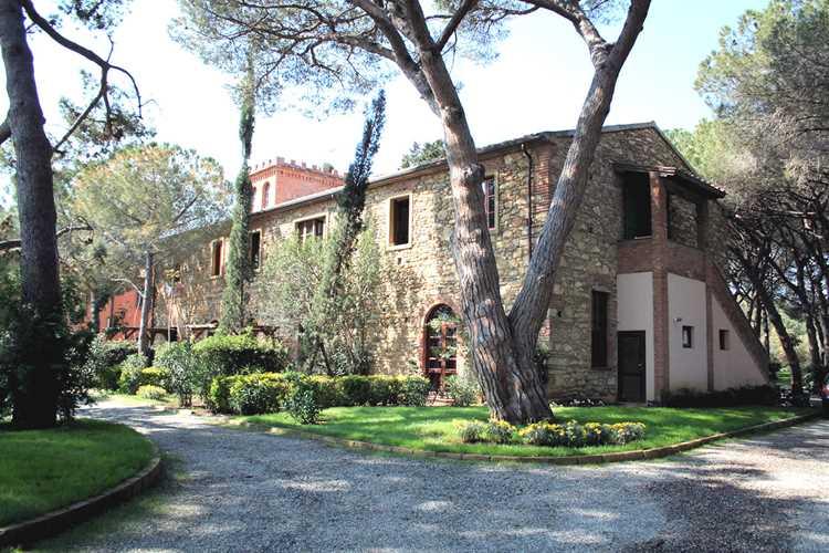agriturismo Villa Bolgherello Marina di Bibbona