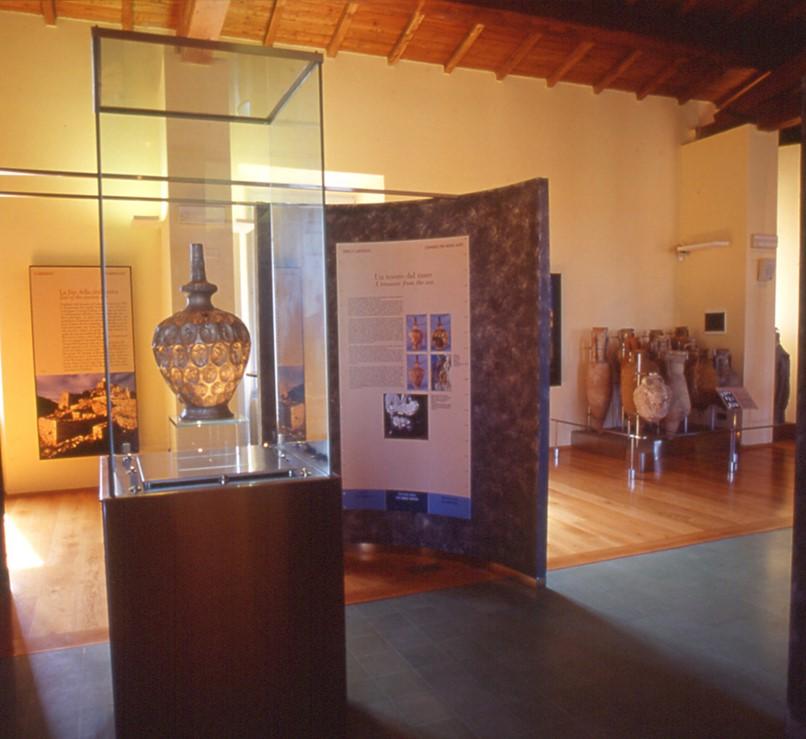 il museo archeologico del territorio di populonia