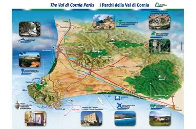 The Val di Cornia Parks