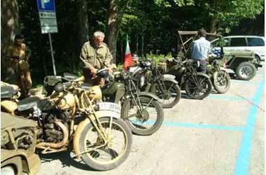 8 Raduno Linea Gotica Abetone 1944