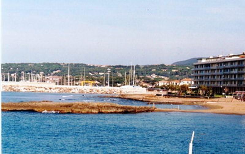 the sea of rosignano