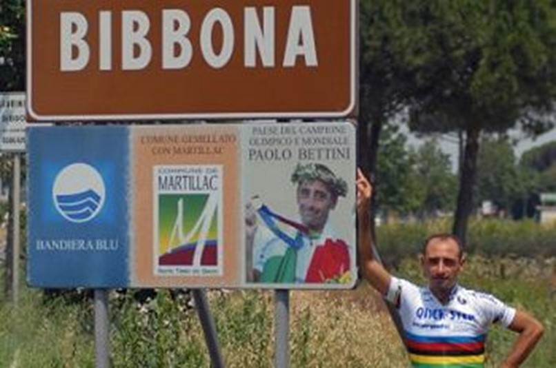 paolo bettini world champion