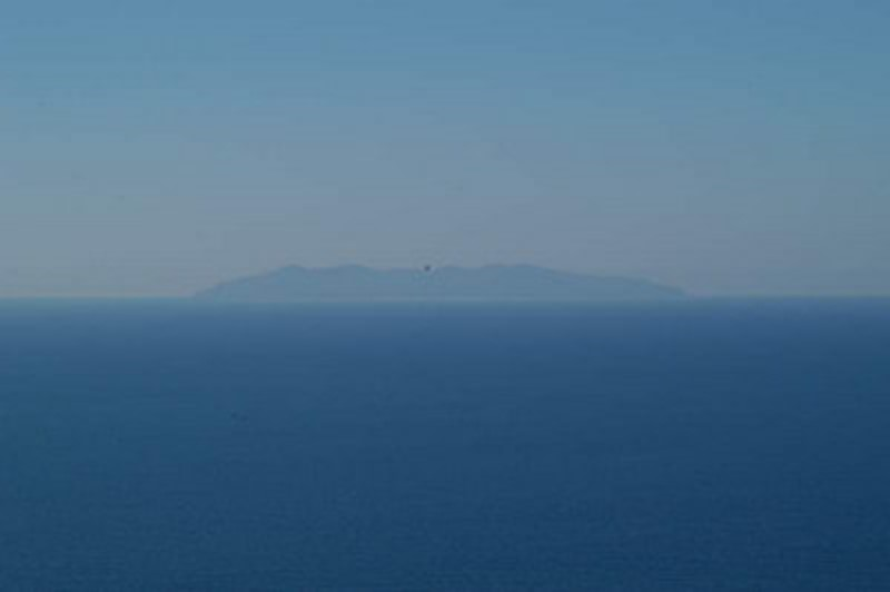 island of capraia