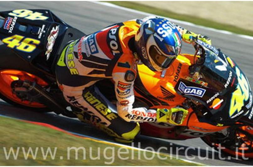 mugello motomondiale circuit 2005