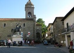 Itinerario Ferrucciano