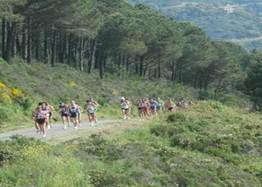 14 Turn podistico of the Island Elba