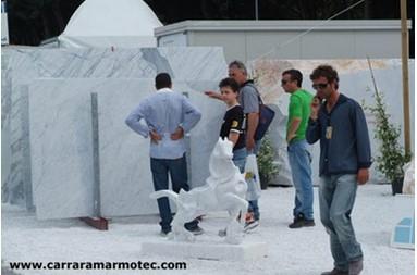 28° CarraraMarmotec