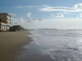 La spiaggia di San Vincenzo