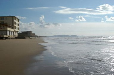 San Vincenzo beach