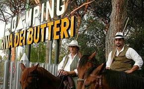 Kampeer Riva dei Butteri Follonica