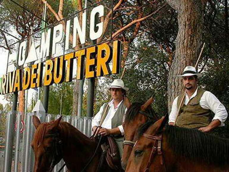 campeggio Riva dei Butteri Follonica