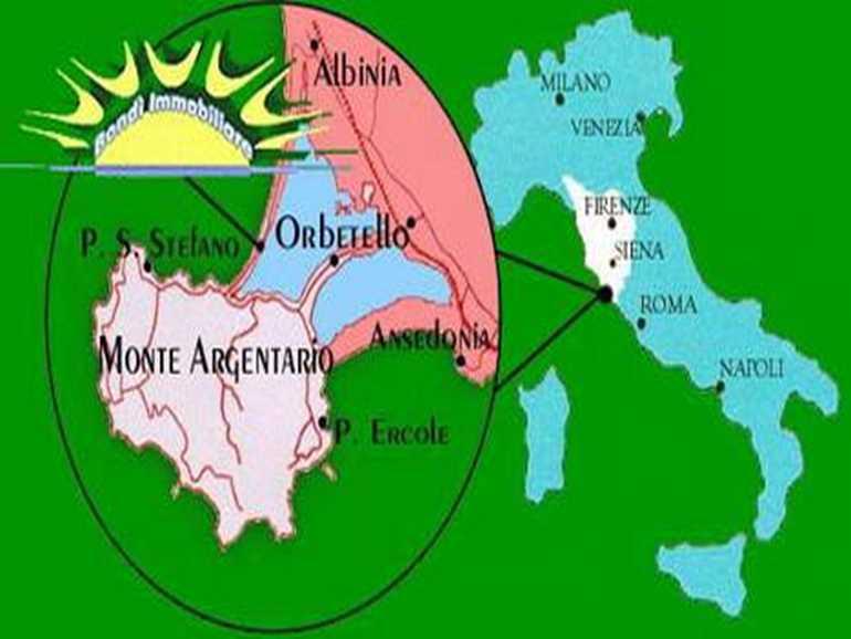 Real estate agency Bondì Orbetello