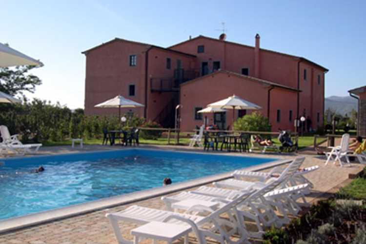 case vacanza Podere Casalpiano Campiglia Marittima