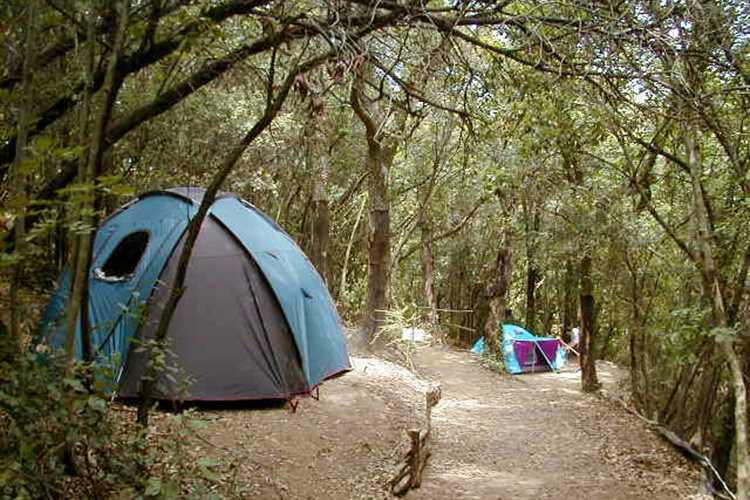 campeggio La Finoria Gavorrano