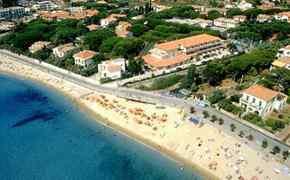 Albergo Hotel Riva del Sole Campo nell'Elba