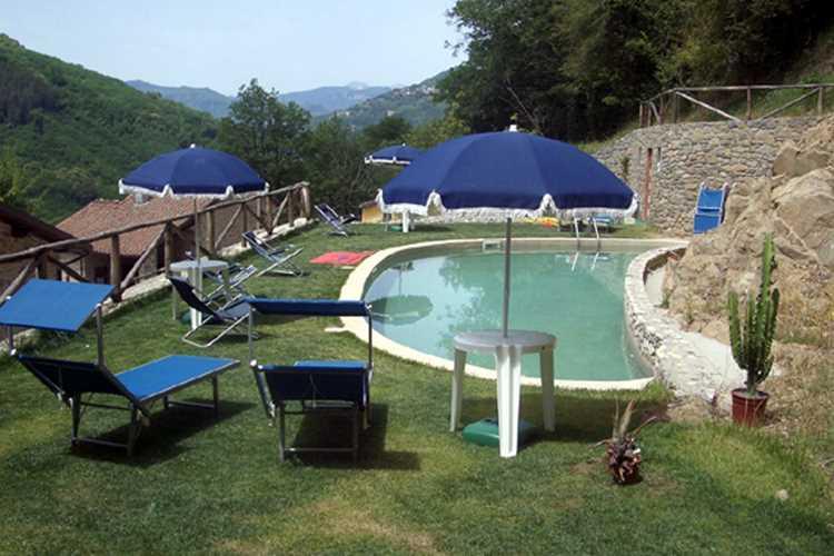 agriturismo Pian di Fiume Bagni di Lucca