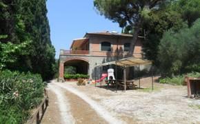 Casa rural VILLA I TIGLI Campiglia Marittima